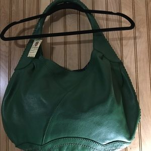 NWT Leather Lucky Brand Purse